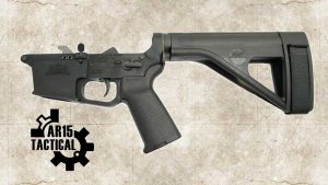 PSA AR-9 9MM AR 15 Glock Lower Receiver