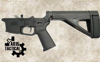 9MM AR15 LOWER RECEIVER GLOCK PSA AR-9 | PALMETTO STATE ARMORY