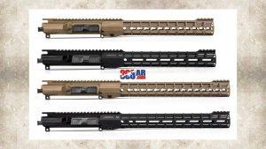 Aero Precision M4E1 AR-15 Threaded Upper Receiver ATLAS S-ONE Combo Set