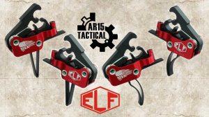 ELFTMANN TACTICAL AR-9 MATCH TRIGGER
