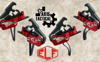 ELFTMANN TACTICAL AR-9 MATCH TRIGGER