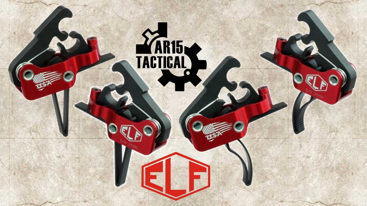 Picture of an ELFTMANN TACTICAL AR-9 MATCH TRIGGER