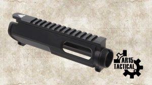 MVB Industries AR-15 Pistol Caliber Billet Upper Receiver