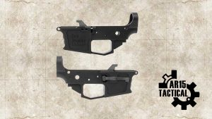 C-45 Stripped Billet Lower Receiver
