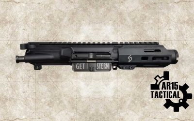 Stern Defense SD Mod 4 9mm AR-15 Upper Receiver