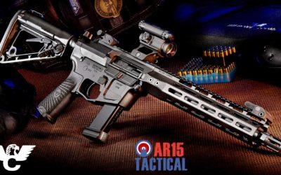 Wilson Combat AR9 SBR 9mm AR