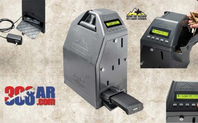 Butler Creek AR-15 ASAP Electronic Magazine Loader