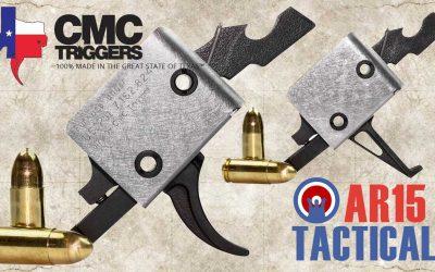 CMC PPC 9mm AR Trigger