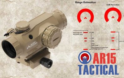 Primary Arms Cyclops ACSS 1×20 Prism Scope