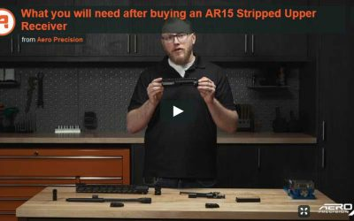 Aero Precision What You Need  AR-15 Building Videos