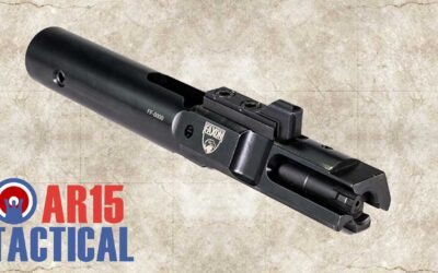 Faxon Gen 2 9mm AR PCC Bolt Carrier Group Glock Colt Compatible